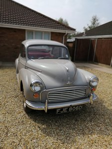 1966 Morris Minor 1000 Good Condition