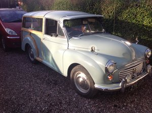 1962 Morris Traveller For Sale