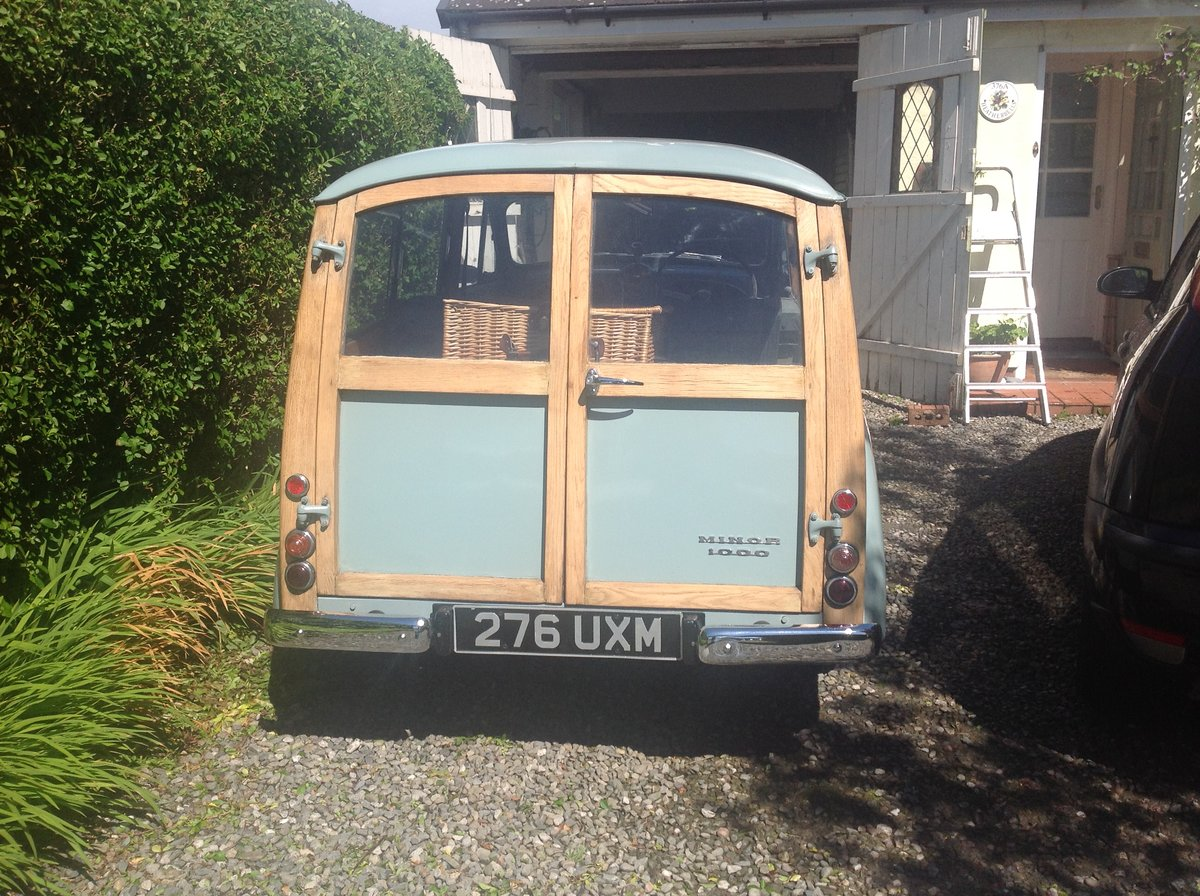 1962 Morris Traveller For Sale (picture 3 of 6)