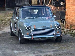 1965 Mini Cooper 1275 S Full race FIA Appendix K car