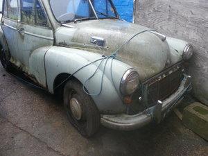 1954 BARN FIND--ORIGINAL CAR ---FOR RESTORATION
