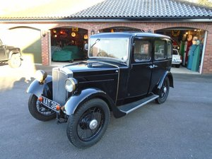 1934 Morris Minor 4 Door 4 Seater