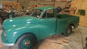 1953 Morris oxford mo pick up For Sale