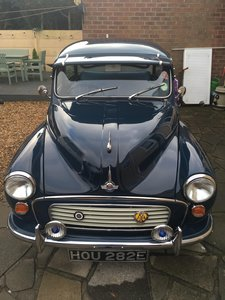 1967 Morris minor For Sale