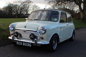 Morris Mini Cooper 1969 - To be auctioned 31-01-20