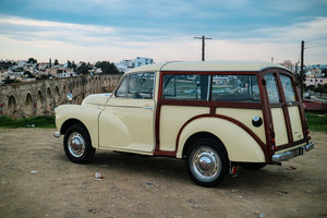 1968 Morris Traveller Original For Sale