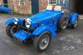 1972 Morris Special (Bugatti) Replica