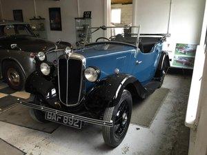 1935 Morris Eight Series 1 Tourer
