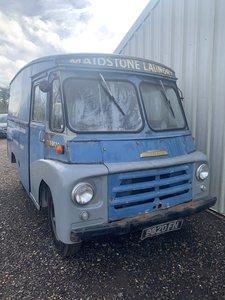 1963 Morris LD 1.5 Ton Van -Original working condition