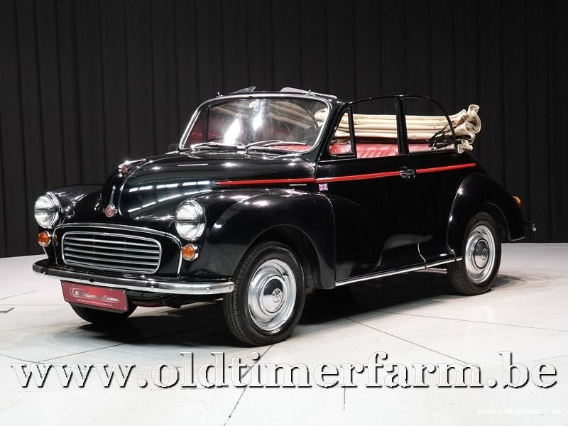 1967 Morris Minor 1000 Cabriolet '67 For Sale (picture 1 of 6)
