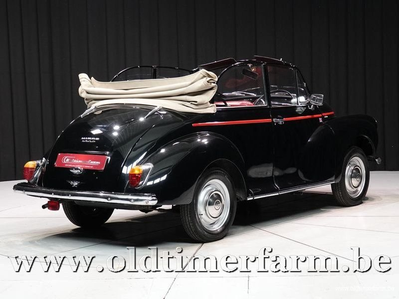 1967 Morris Minor 1000 Cabriolet '67 For Sale (picture 2 of 6)