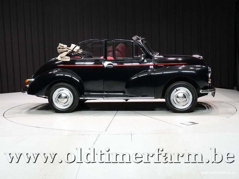 1967 Morris Minor 1000 Cabriolet '67 For Sale (picture 3 of 6)