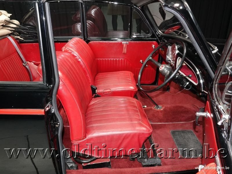1967 Morris Minor 1000 Cabriolet '67 For Sale (picture 4 of 6)