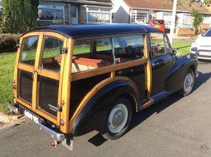 1960 Morris Minor Traveller For Sale