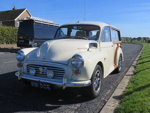 1963 Morris Minor Traveller 1275 For Sale