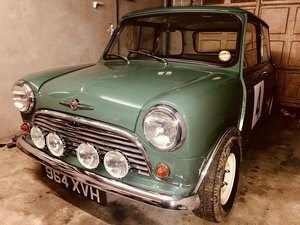 1962 Morris Mini deluxe For Sale
