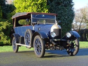 1925 Morris Cowley 'Bullnose' Tourer For Sale by Auction