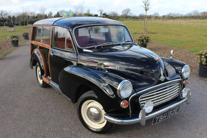1967 Morris Minor 1000 Traveller,  For Sale