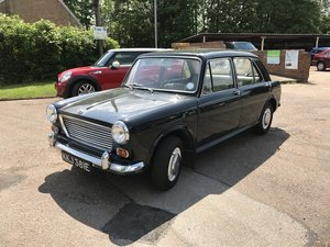 Morris 1100 Saloon 1967 mot'd   For Sale