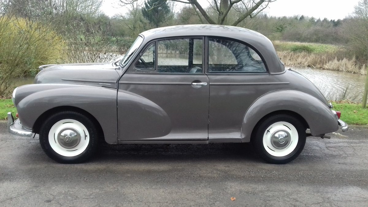 1962 MORRIS MINOR 1000 'ROSIE' ~ NICE ENTRY CLASSIC!!!    SOLD (picture 3 of 6)