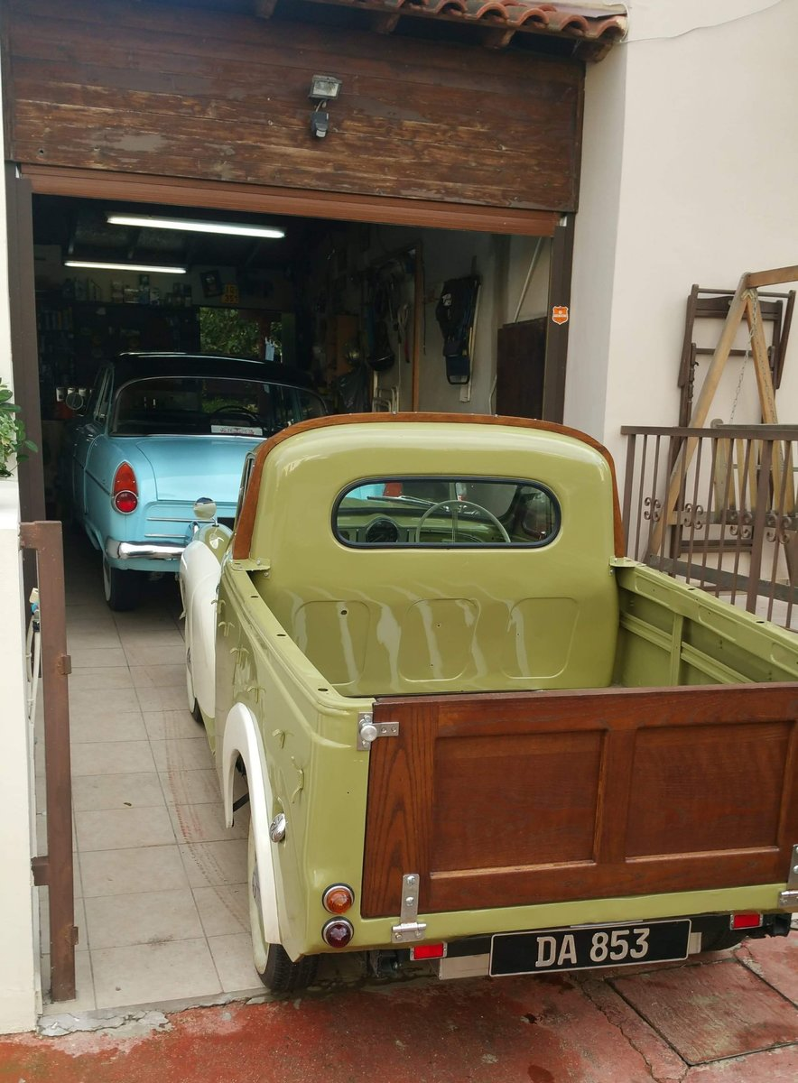 1966 Morris minor pick up  For Sale (picture 4 of 6)