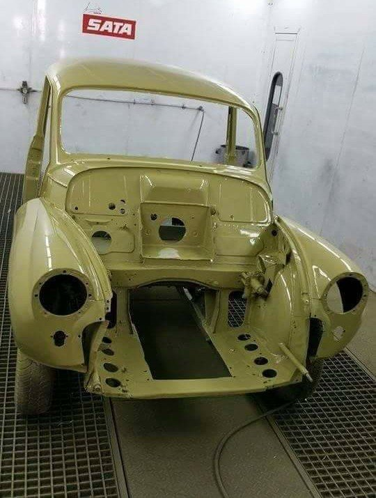 1966 Morris minor pick up  For Sale (picture 6 of 6)