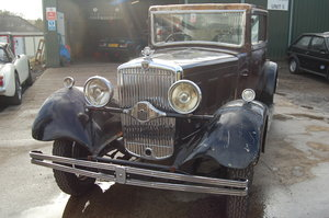 1932 RARE MORRIS ISIS SPORTS COUPE RARE INVESTMENT OPPORTUNITY  SOLD