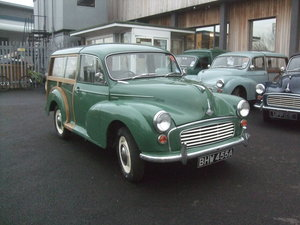 Picture of 1963  ALMOND GREEN TRAVELLER