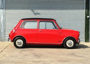 1965 Morris Mini Cooper S Mk. I (1275cc) For Sale by Auction