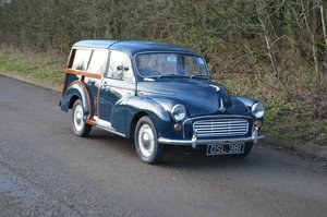 1970 Morris Minor 1000 Traveller For Sale by Auction