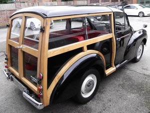 Picture of 1968 Morris Minor Traveller SOLD
