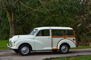 1969 Morris Minor 1000 Traveller For Sale by Auction