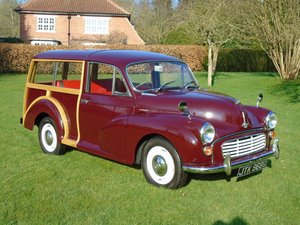 1968 Morris Minor Traveller  For Sale