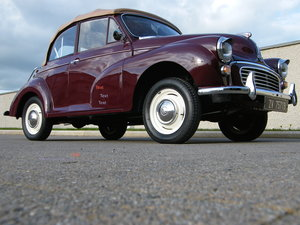 Morris Minor  NOW SOLD