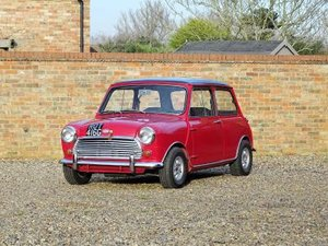 1968 1969 Morris Mini Cooper S MKII For Sale by Auction