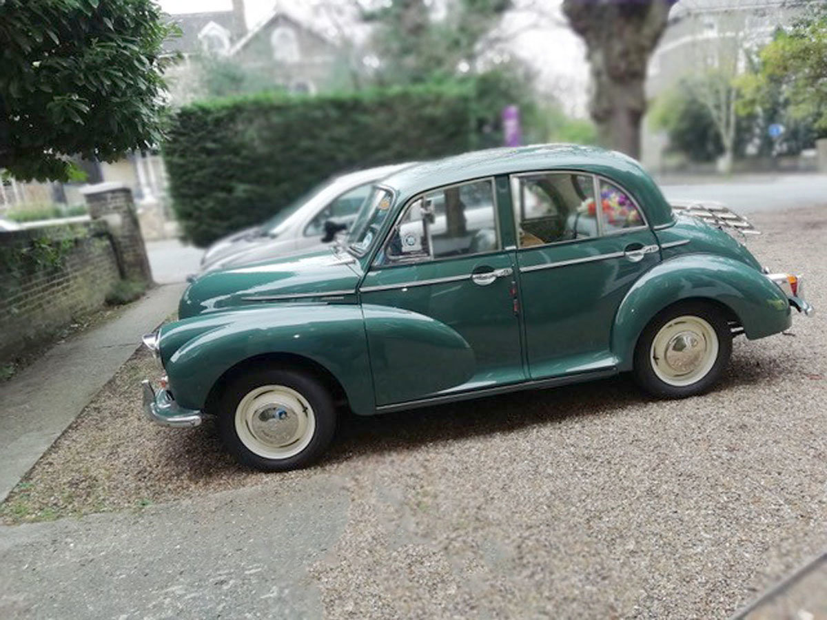 1965 Morris Minor 1100 22 Feb 2020 For Sale by Auction (picture 1 of 4)
