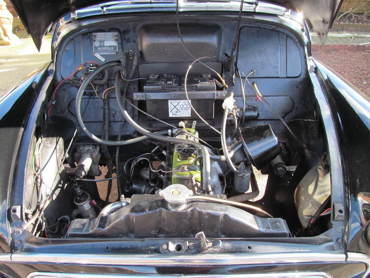1955 Morris Minor 4 Door Split Screen For Sale Car And