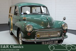 Morris Minor 1000 Traveller 1967 Top condition
