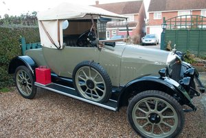 1923 Morris Cowley Bullnose 2 Seater+Dicky