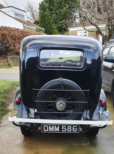 1936 Morris 8 Series1 For Sale (picture 6 of 6)