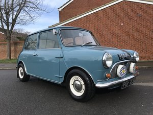 1967 MORRIS MINI MINOR MK1 998CC A+ RESTORED For Sale