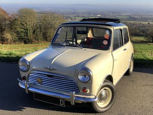 1966 MINI COOPER MK1 - Beautiful rare original For Sale