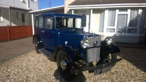 1934 Morris 10/ 4 For Sale