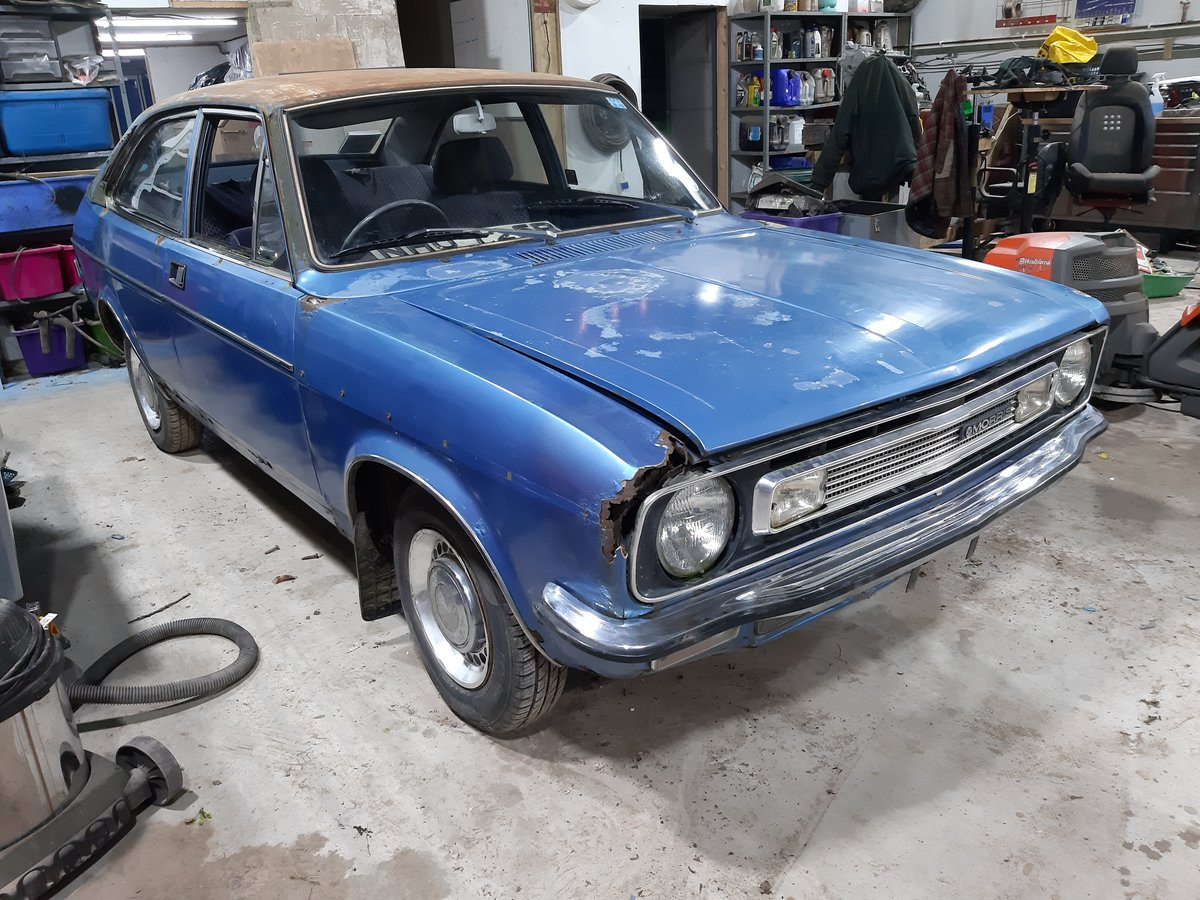 1976 Morris marina coupe special For Sale (picture 1 of 6)