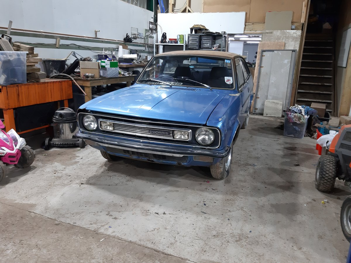 1976 Morris marina coupe special For Sale (picture 2 of 6)