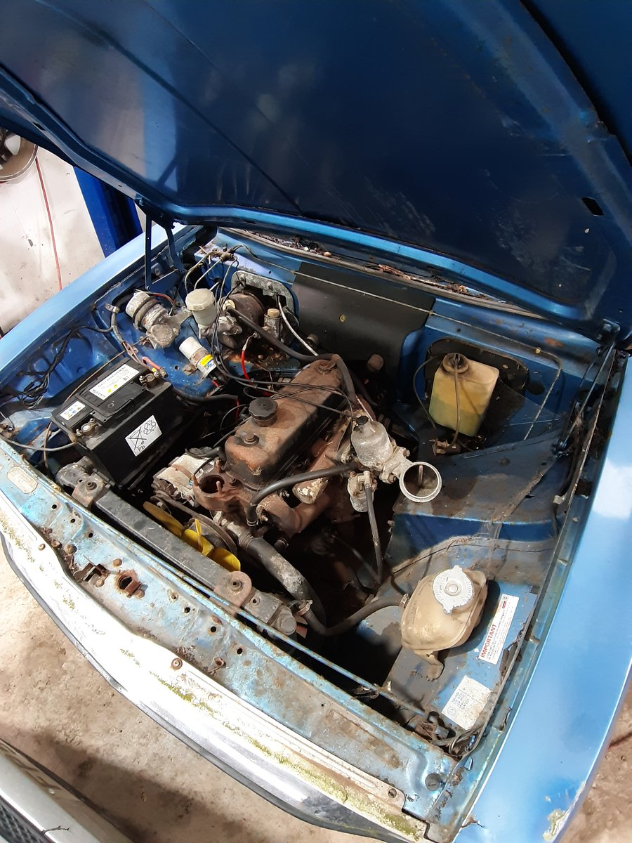 1976 Morris marina coupe special For Sale (picture 5 of 6)