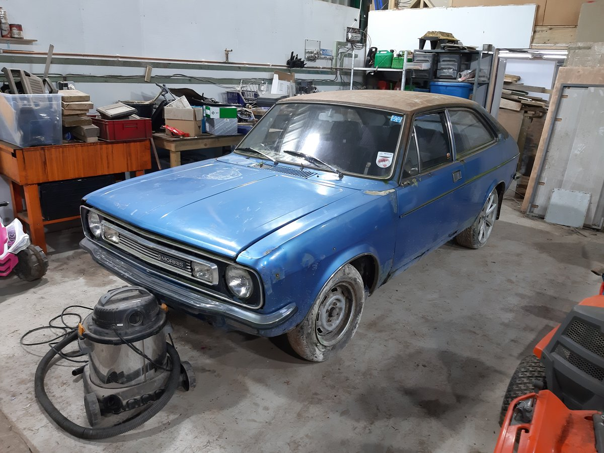 1976 Morris marina coupe special For Sale (picture 6 of 6)