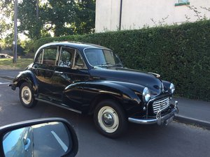 Morris Minor 1960 For Sale