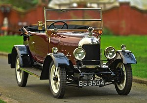 1926  Morris Oxford Bull Nose Doctors Coupe