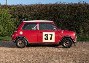1969 Morris Mini Cooper Mk. II SOLD by Auction